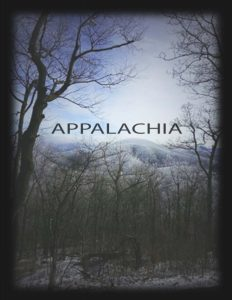 Cover Page from Appalachia Summary 7-23-20